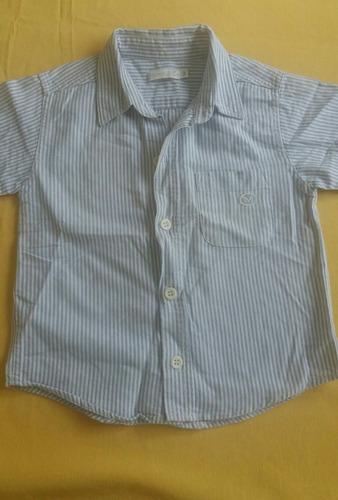 camisas vestir e informales