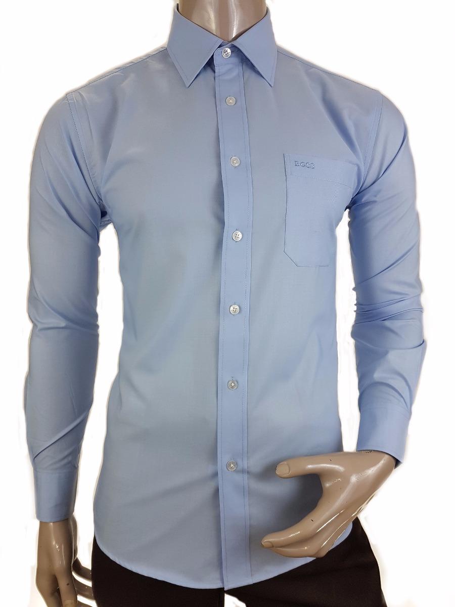 b7cb48d303a Camisas Hugo Boss De Vestir Para Hombre Envio Gratis -   840.00 en ...
