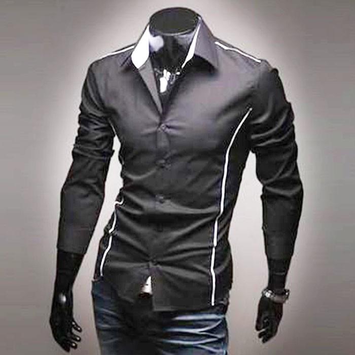 b2fdbc0f8 Camisas Vestir Hombre