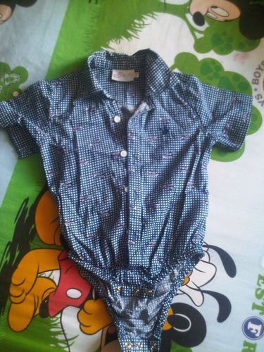 camisas y bodys para niños