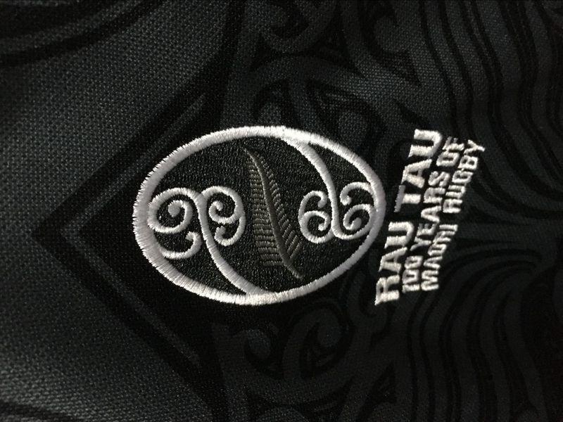 fd8fdb015 camiseta 100 anos liga maori rugby all blacks. Carregando zoom.