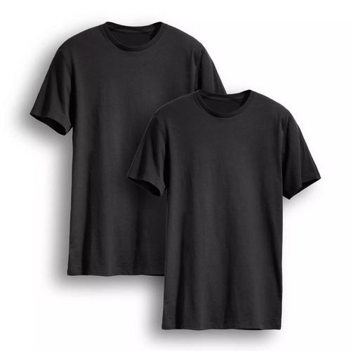 camiseta 2 pack crew (2 unid.) levis lb0020002