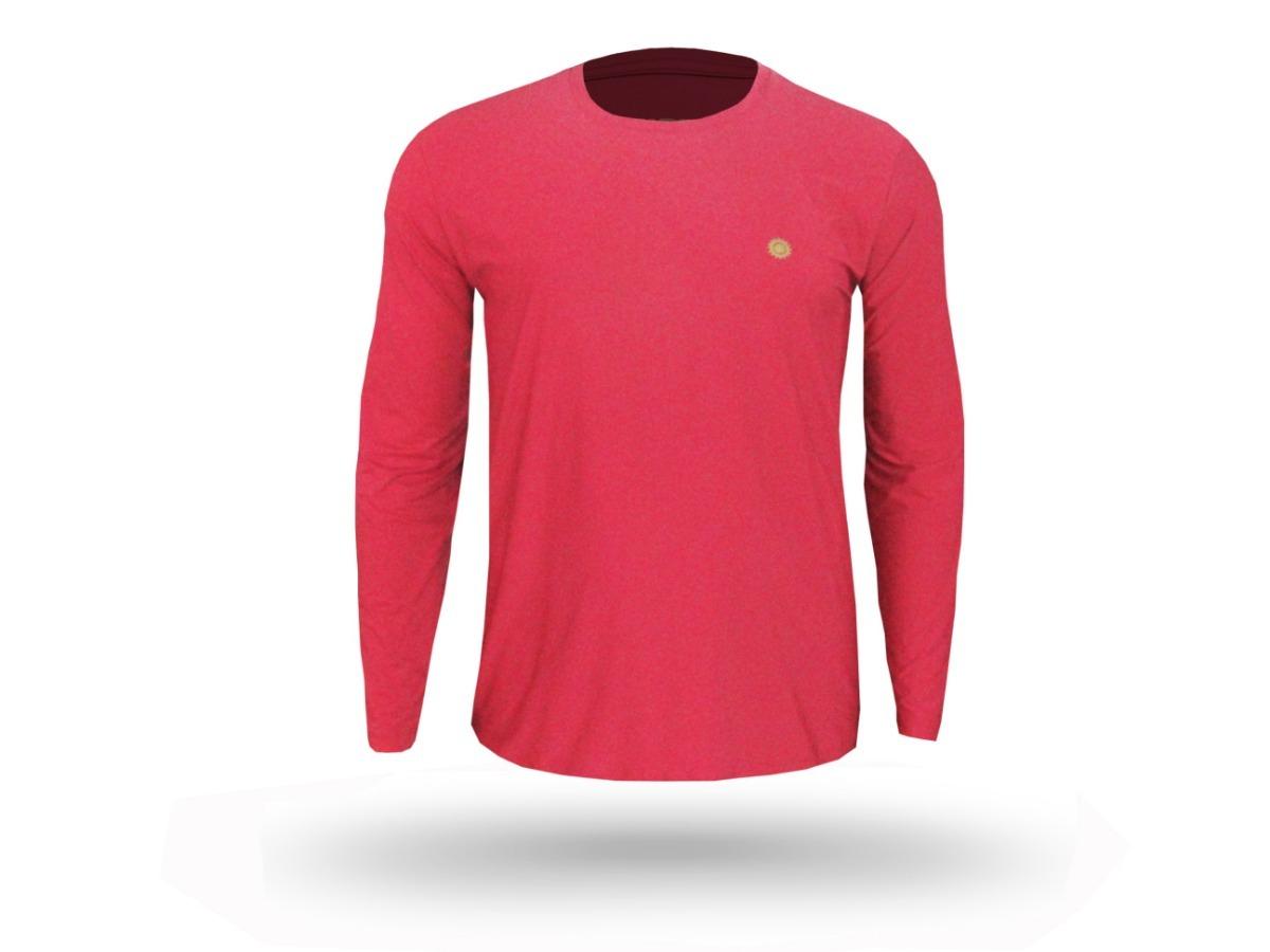Camiseta 2ª Pele Com Proteção Solar Uv 50+plus Size-g2 A G6 - R  120 ... a3a906fb7043f