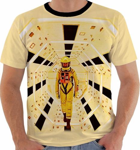 camiseta 2001uma odisséia do espaço movies kubrick m037