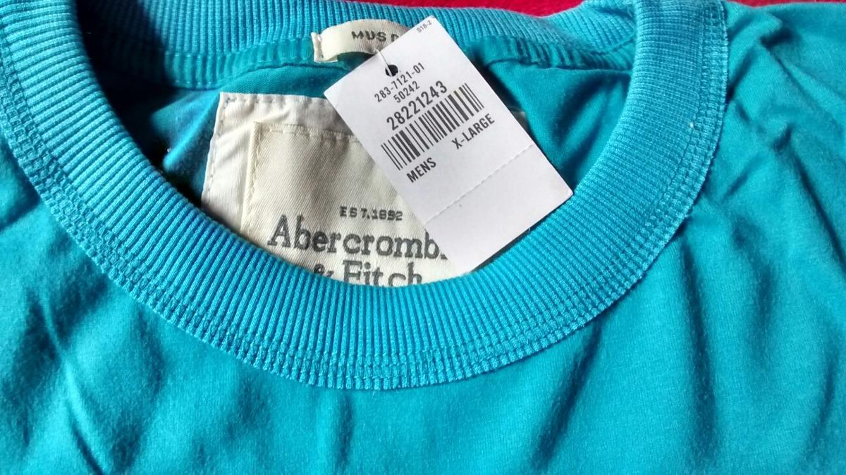 536c5e51da Camiseta Abercrombie   Fitch