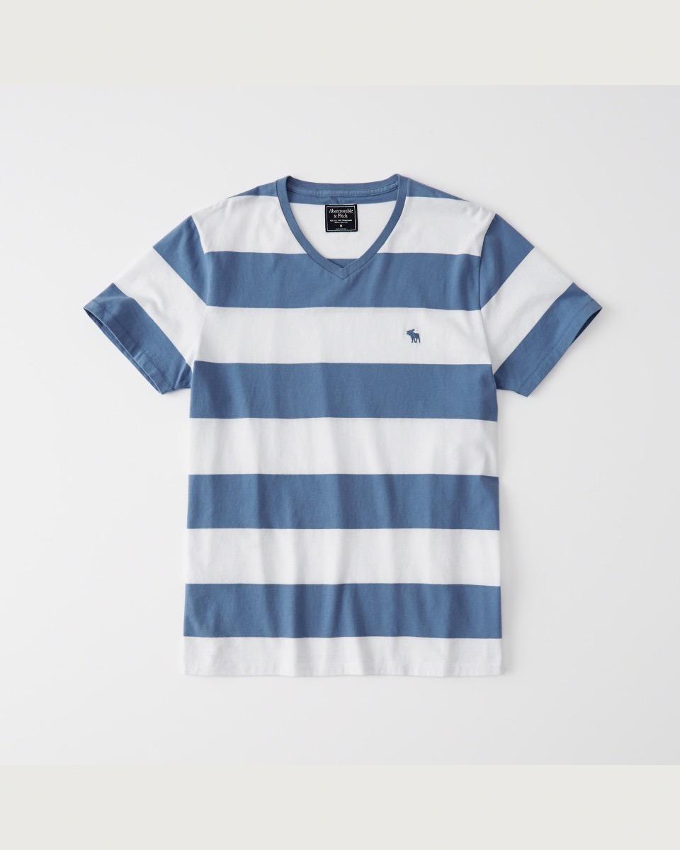 camiseta abercrombie masculina camisas hollister importadas. Carregando  zoom. 2c1ce8298cc6b