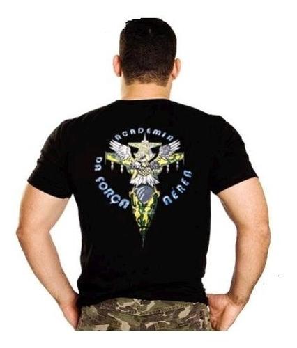 camiseta academia da força aérea oficial e original