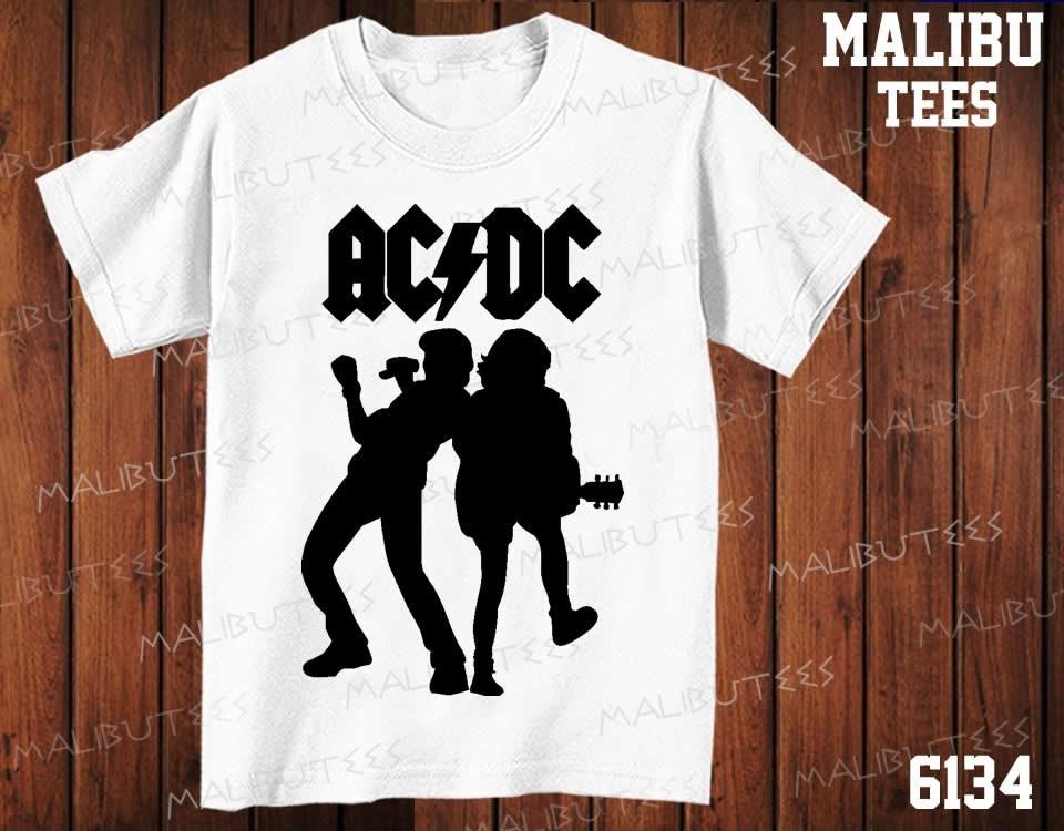 camiseta ac dc rock banda classic rock heavy metal. Carregando zoom. 8a9053d546c3d