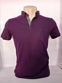 7213b5af62 Camisa Gola Polo Masculina Acostamento - Calçados