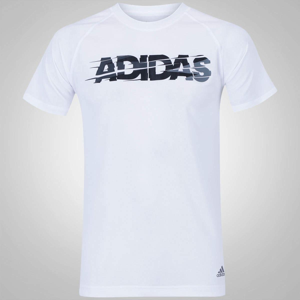 camiseta adidas base logo masculina original. Carregando zoom. a37867972a2c3
