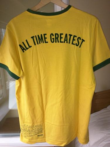 camiseta adidas brasil 70, vintag talla m no perú nike umbro