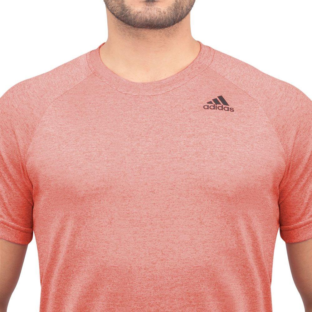 Camiseta adidas Camiseta adidas Mc D2m Ht Vermelha - R  69,90 em ... c835c6d345