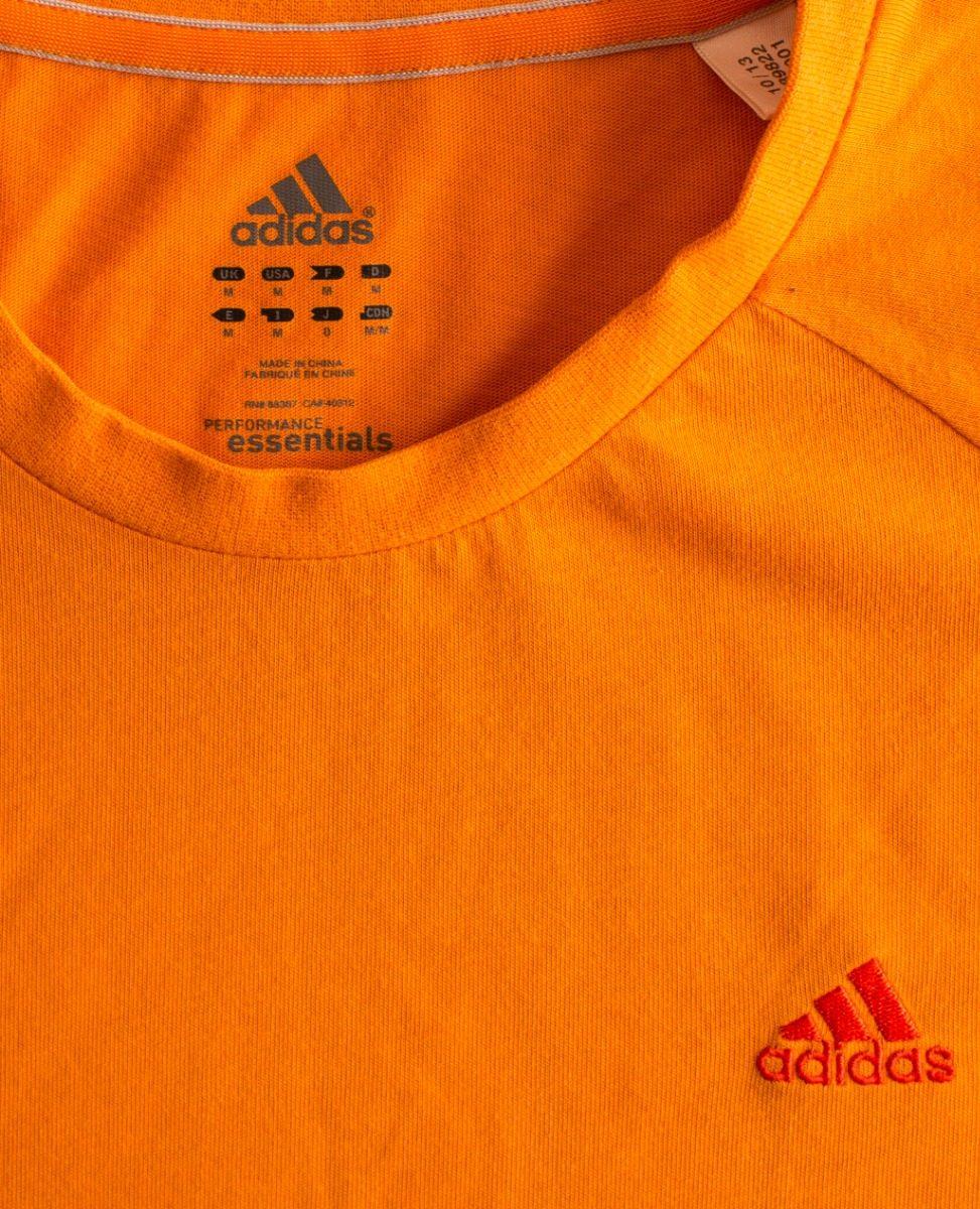 7cf3bfc6e9 camiseta adidas climalite laranja autentica esporte. Carregando zoom.