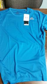De tormenta Silicio Posesión  Adidas Running Para Hombre - Camisetas - Mercado Libre Ecuador