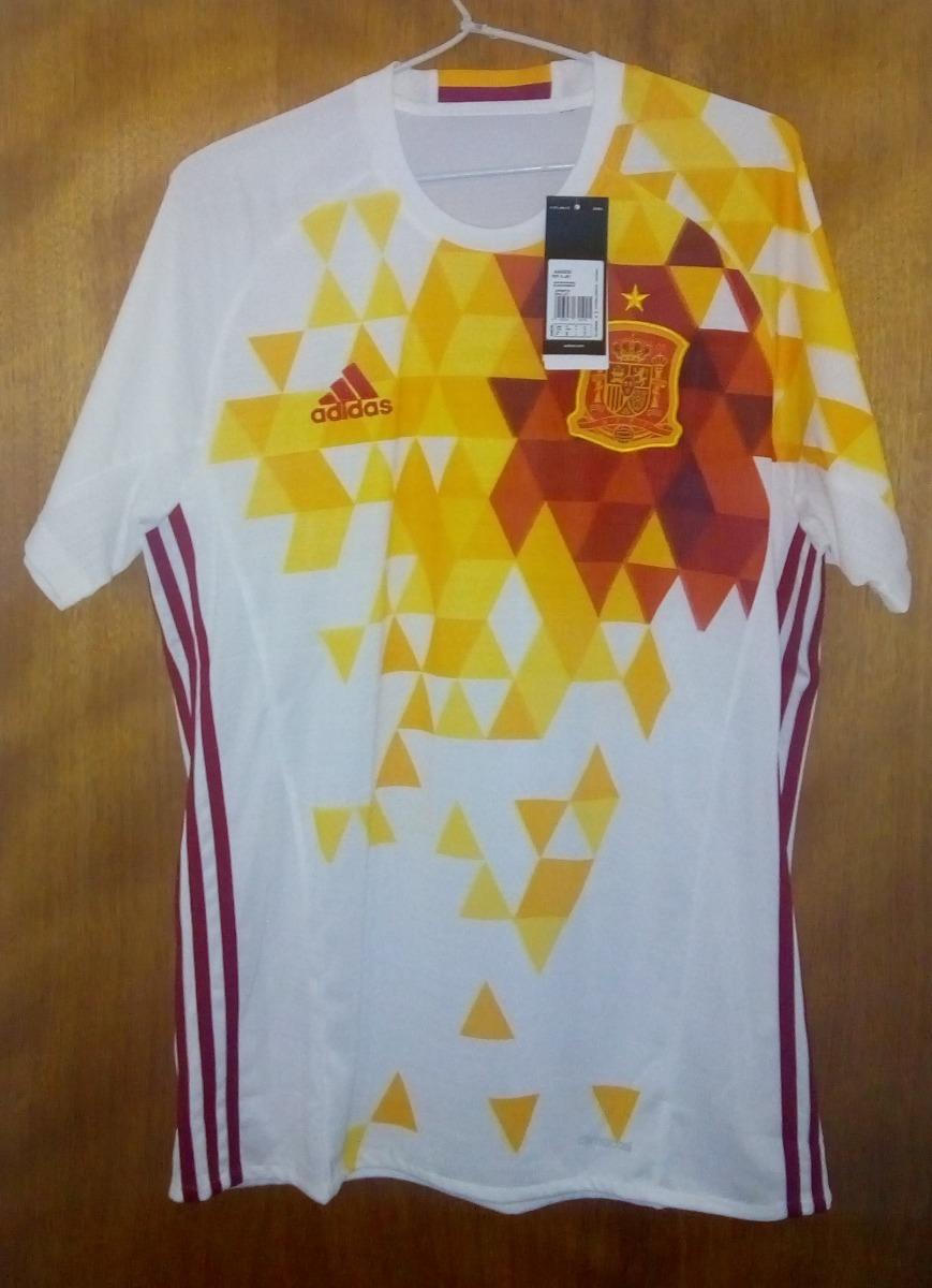 camiseta adidas españa eurocopa 2016. original y nueva. Cargando zoom. 2595582ff37a7