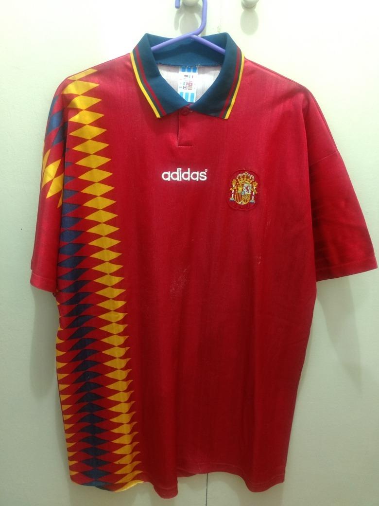 inyectar Mount Bank Asesino  Camiseta adidas España Talle Xl, Puma Topper - $ 1.000,00 en ...