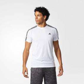 83e831072f390 Camiseta Adidas Ess 3s - Calçados, Roupas e Bolsas Branco no Mercado ...