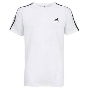 5d9947e0fcbdd Camiseta Adidas 3s Ess Masculina - Calçados, Roupas e Bolsas com o Melhores  Preços no Mercado Livre Brasil
