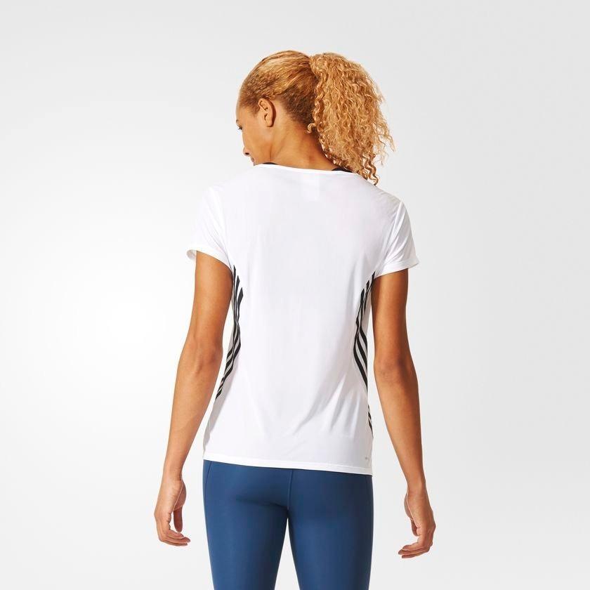 camiseta adidas ess clima 3s lw w feminina s87233 - m - bran. Carregando  zoom. 2907f5f5a1995