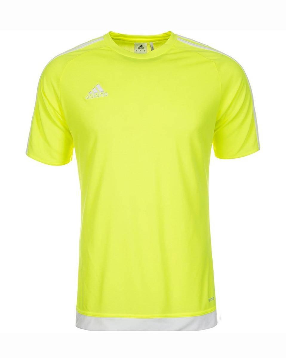Camiseta adidas Estro 15 Amarillo Tfs -   12.990 en Mercado Libre f04934dbb3071