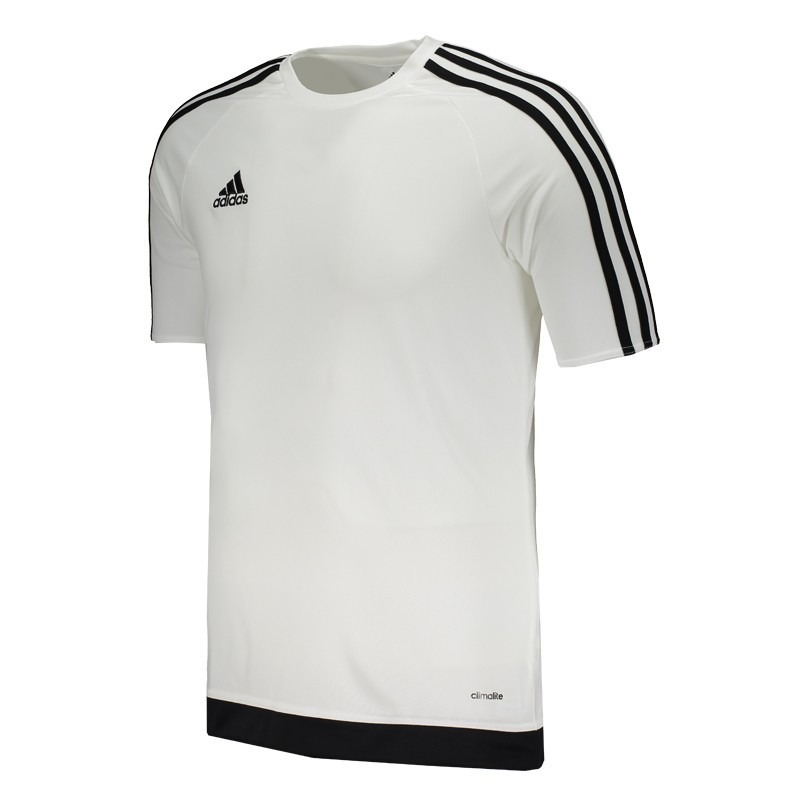 camiseta adidas estro 15 branca. Carregando zoom. 1068f9f28e89d
