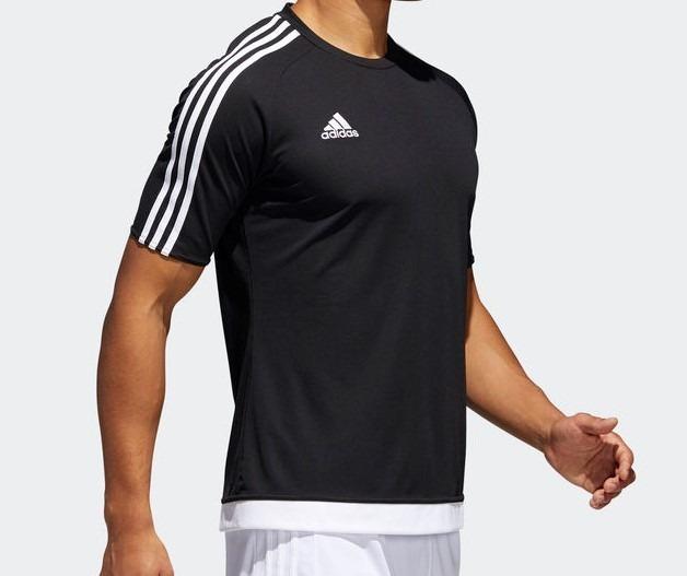 fa2ddd1b23 ... Laranja - FutFanatics 98e4ad07de9690  Camiseta adidas Estro 15 Preta E  Branca - R 99