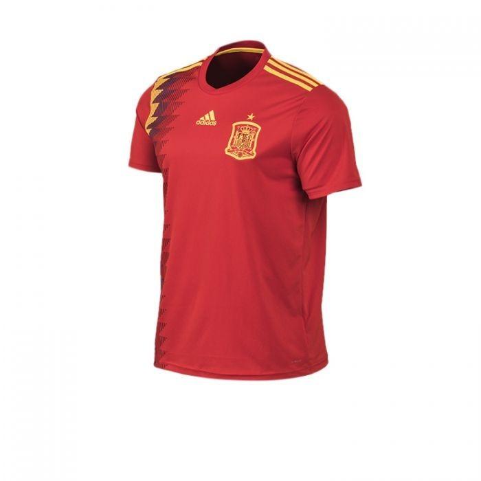 Camiseta adidas Fef España Mundial 2018 -sagat Deportes-cx53 ... 765d8ed9c9a74
