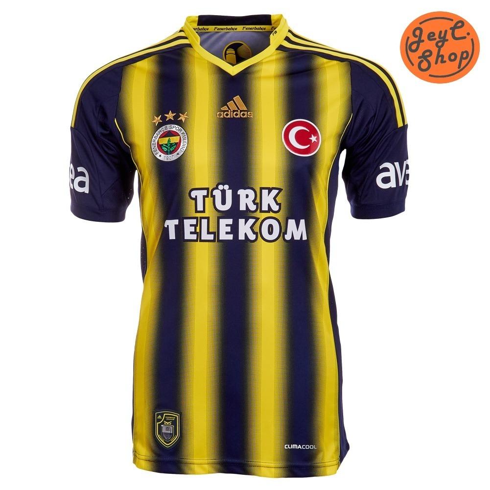 8829a0566c821 Camiseta adidas - Fenerbahce (niño) -   999