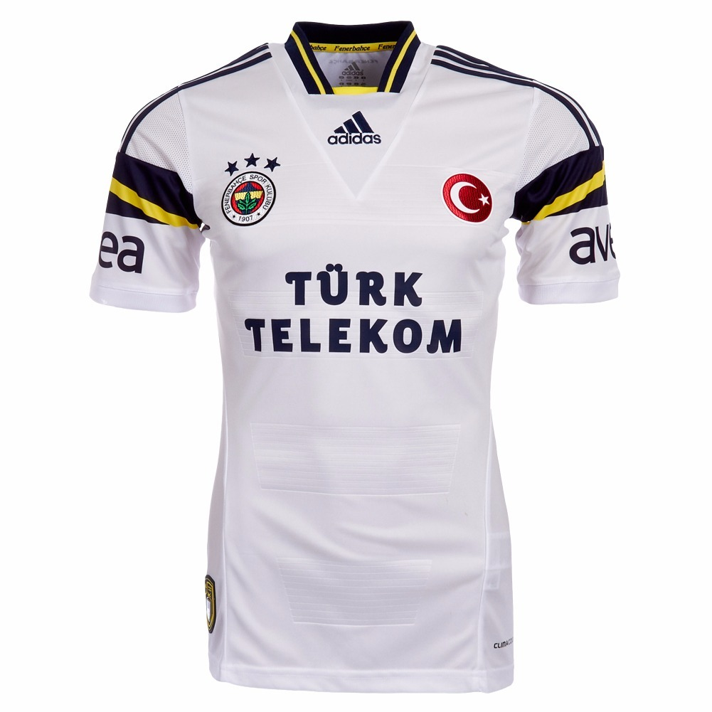 camiseta adidas fenerbahce talle m turquia. Cargando zoom. b2f35dbb8605c