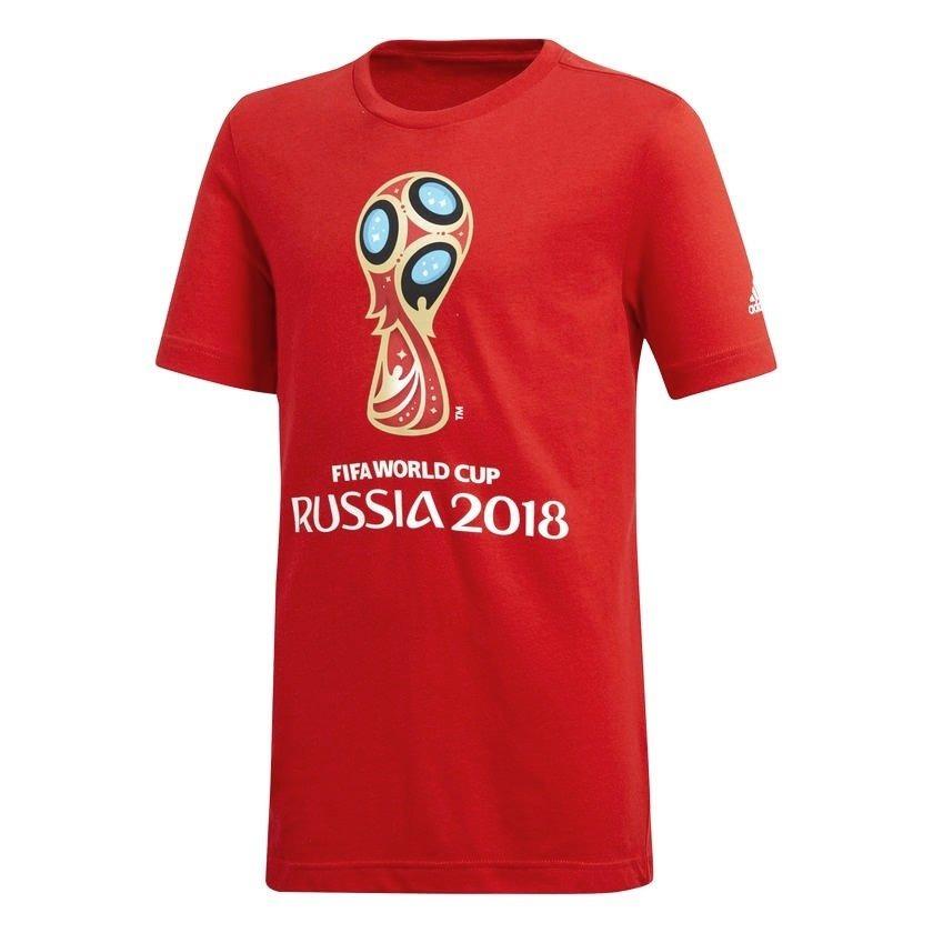 ddb2d7a6cbbc8 Camiseta adidas Fifa World Cup 2018 Cv6333
