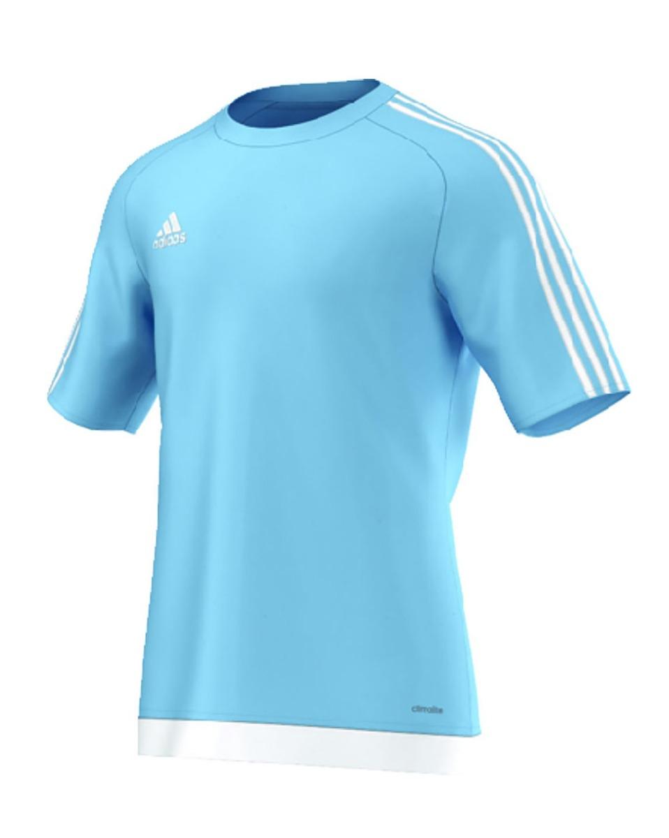 831f9fac377d2 Camiseta adidas Futbol Estro 15 Celeste Celeste -   12.990 en ...
