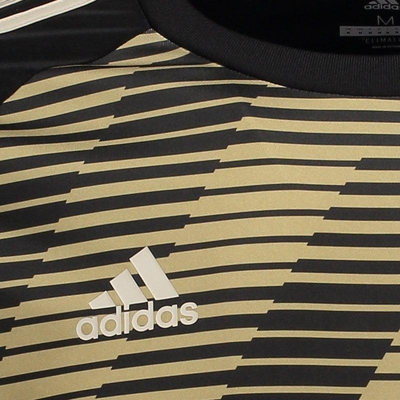 camiseta adidas gráfica tango preta. Carregando zoom. a9be7a64407