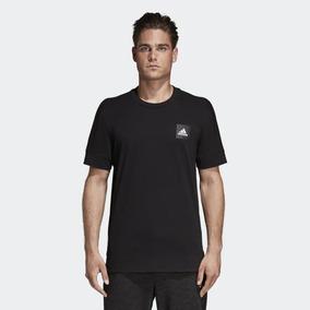 c1bf8f5c4 Camiseta Adida 3 Strip Trefoil - Camisetas no Mercado Livre Brasil