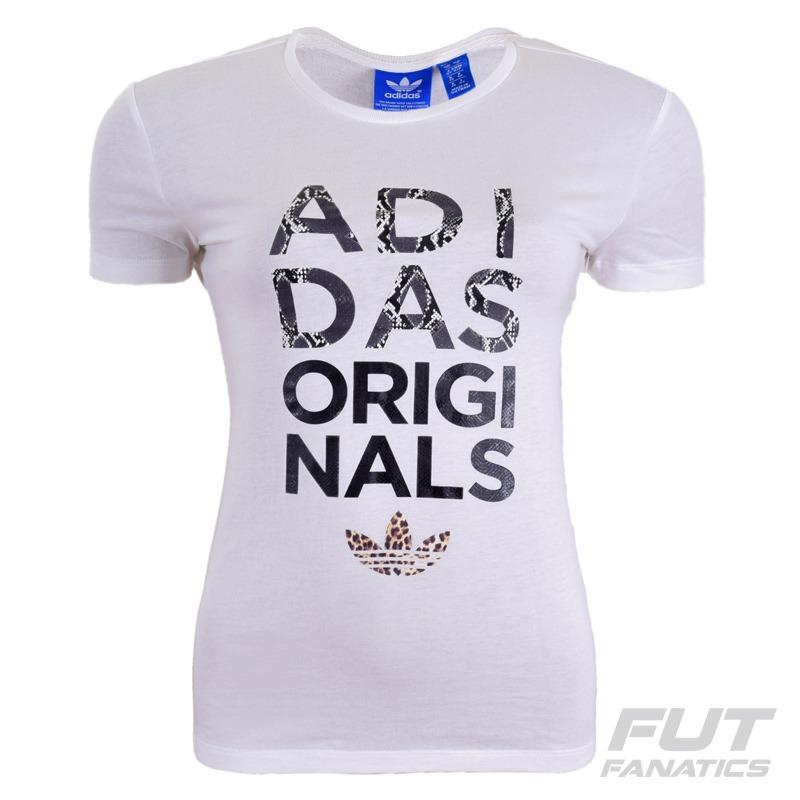 4e7fb0cc97 ... 75065bc5d39 camiseta adidas logo essential feminina branca - futfanatics.  Carregando zoom. d54e9337eb3 CAMISETA ADIDAS MANGA CURTA ESSENTIALS ...