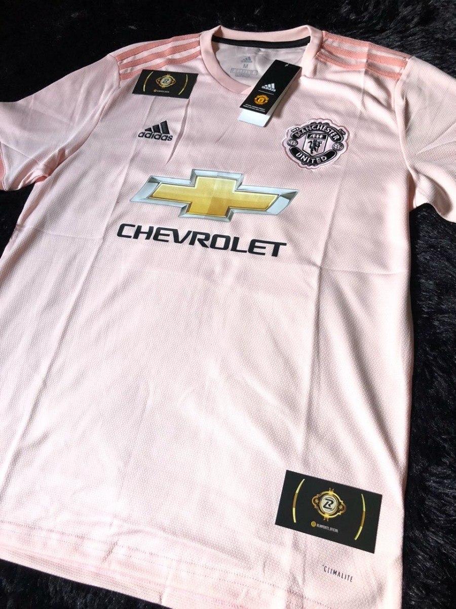 7b1688efbf camiseta adidas manchester united 2018 nova a pronta entrega. Carregando  zoom.