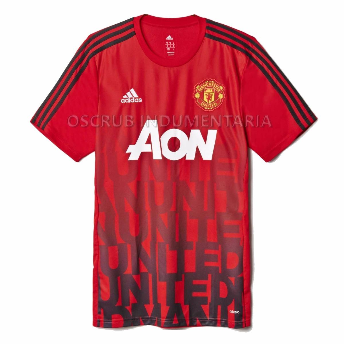 c9d2587862d77 camiseta adidas manchester united adizero original importada. Cargando zoom.