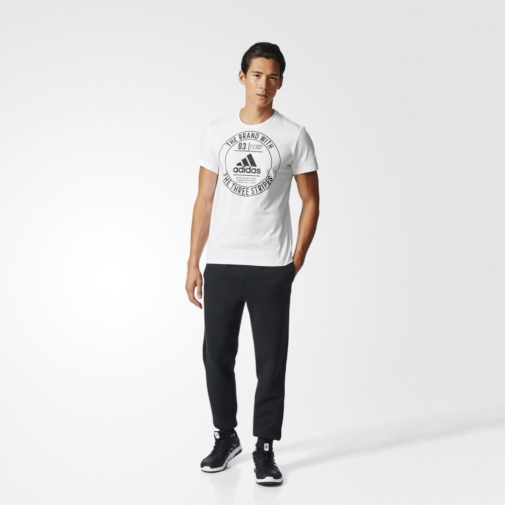 camiseta adidas mc badge ce6230 - masculino. Carregando zoom. 41cd8e5d40b