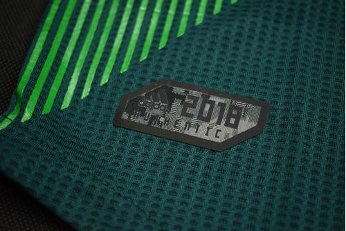 camiseta adidas mexico mundial 2018 - versión jugador