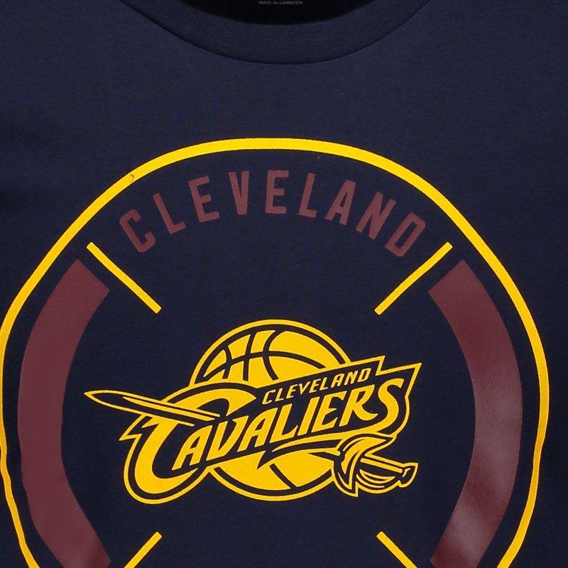 4d986d7b1d955 camiseta adidas nba cleveland cavaliers washed - futfanatics. Carregando  zoom.