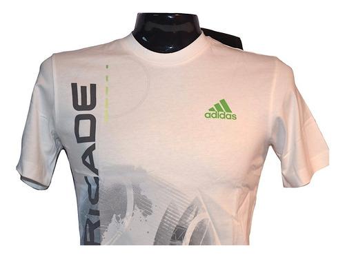 camiseta adidas original barricade  ref o04812 talla s