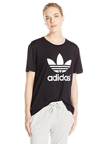 Trefoil Para Boyfriend Camiseta Originals Adidas Mujer 5A43RjL