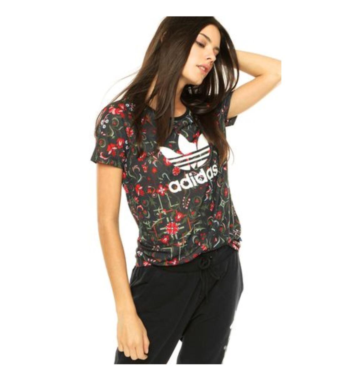 6292c3b459 camiseta adidas originals feminina. Carregando zoom.