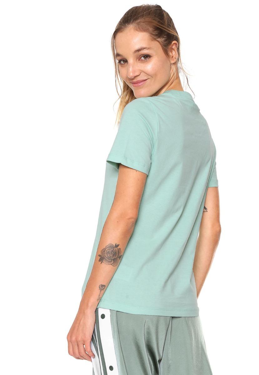 2f27cc5c5 camiseta adidas originals feminina - original dh3176. Carregando zoom.
