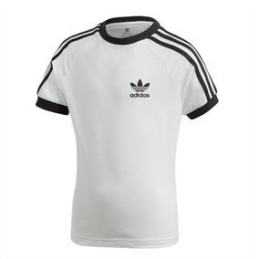 36beb4a6883f7 Camiseta Adidas Originals 3 Stripe - Calçados, Roupas e Bolsas no ...
