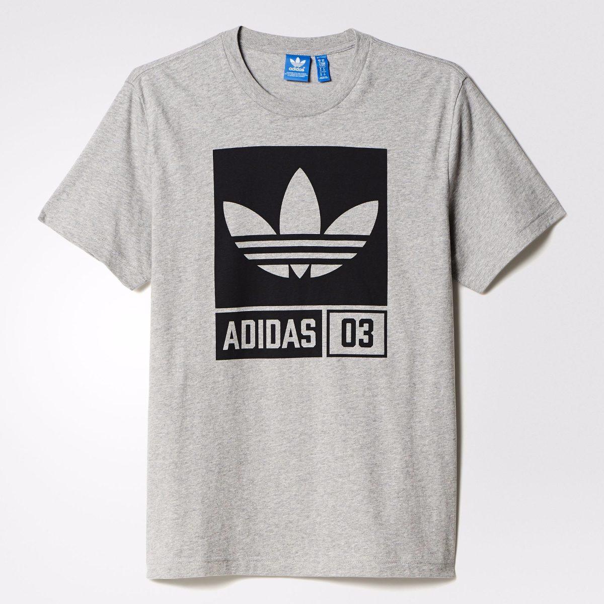 fcf8140ded9 Camiseta adidas Originals Str Grp - Masculina - R  99