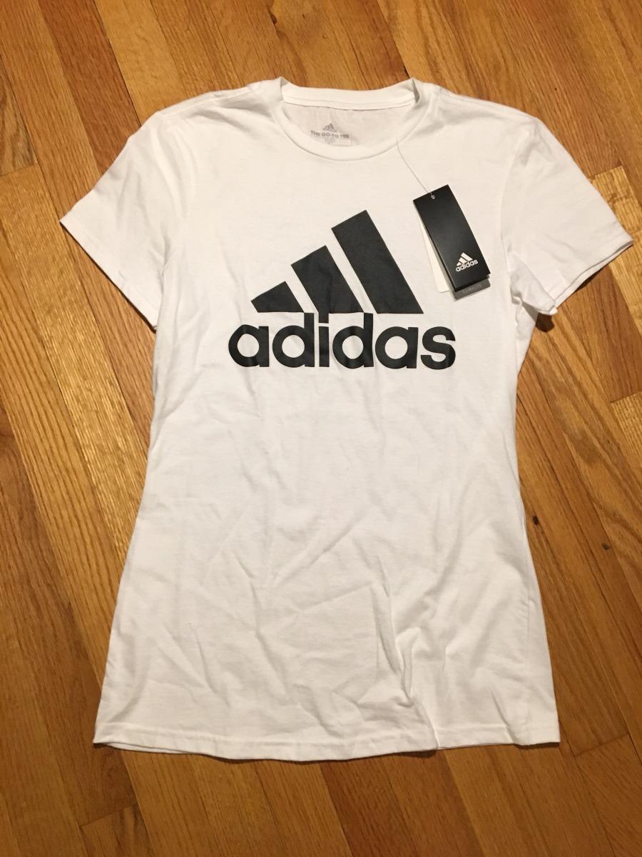 más popular venta al por mayor Super descuento Camiseta adidas Para Dama