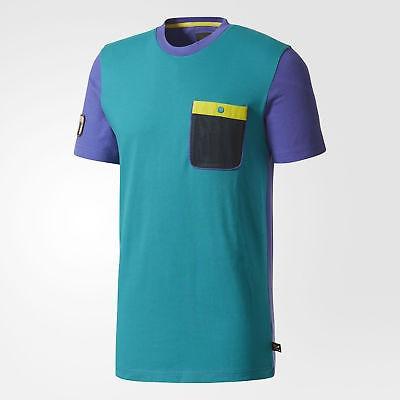 Hiking Pharrell Para Camiseta Hu Adidas Williams Hombre wO8nNP0kX