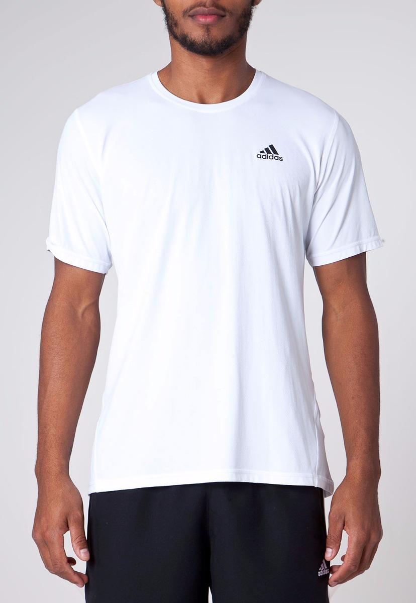 55ad3a72dc487 camiseta adidas poliamida uv protection banca. Carregando zoom.