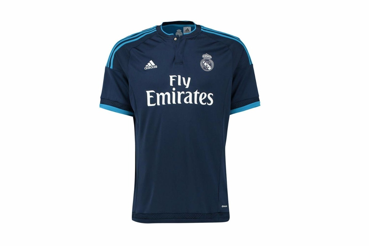camiseta adidas real madrid alternativa 2016. Cargando zoom. 7c1dcabe64292