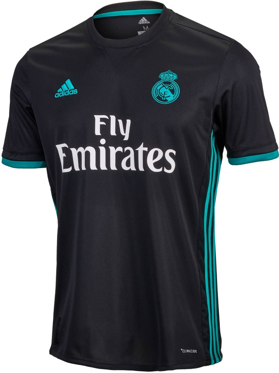 f33b171322765 Camiseta adidas Real Madrid Modelo Alternativo 2017 2018 -   1.599 ...